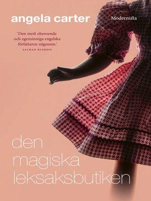 cover image of Den magiska leksaksbutiken