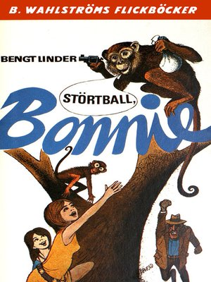 cover image of Bonnie 6--Störtball, Bonnie