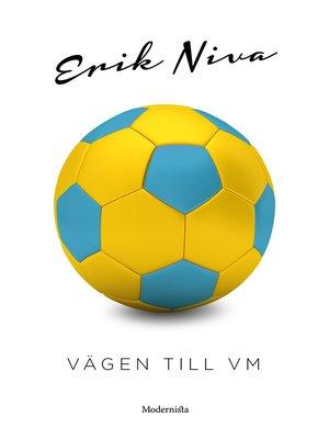 cover image of Vägen till VM