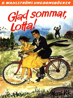 cover image of Lotta 43--Glad sommar, Lotta!