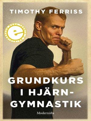 cover image of Grundkurs i hjärngymnastik