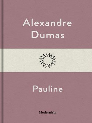cover image of Pauline