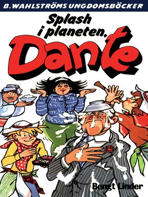 cover image of Dante 27--Splash i planeten, Dante