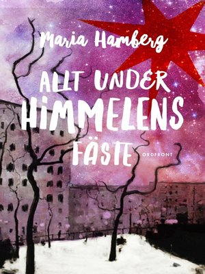 cover image of Allt under himmelens fäste