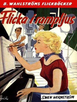 cover image of Gittan 3--Flicka i rampljus