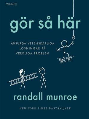 cover image of Gör så här