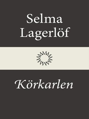 cover image of Körkarlen