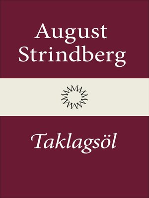 cover image of Taklagsöl