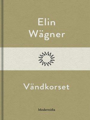 cover image of Vändkorset