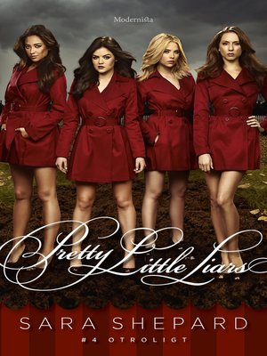 cover image of Pretty Little Liars #4