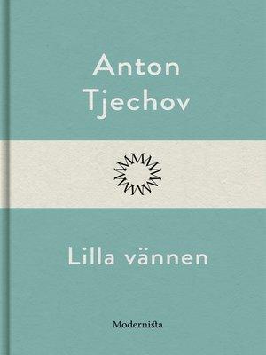 cover image of Lilla vännen