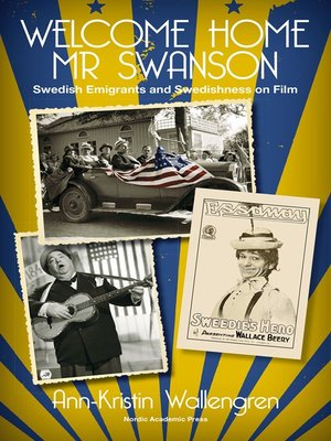 cover image of Welcome Home Mr Swanson