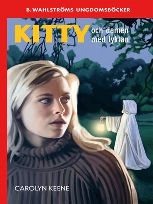cover image of Kitty och damen med lyktan