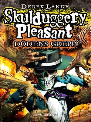 cover image of Skulduggery Pleasant 5--Dödens grepp