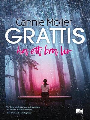 cover image of Grattis, ha ett bra liv