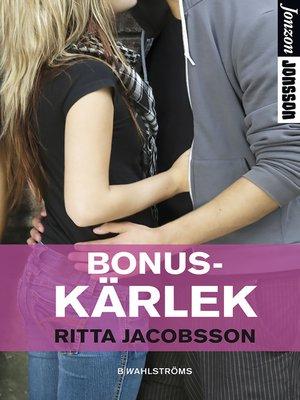 cover image of Bonuskärlek