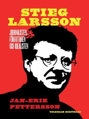 cover image of Stieg Larsson