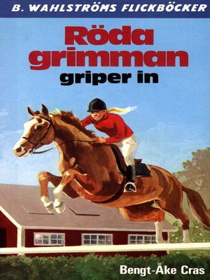 cover image of Röda grimman griper in