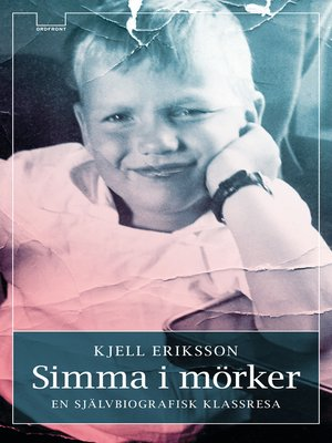 cover image of Simma i mörker