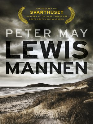 cover image of Lewismannen
