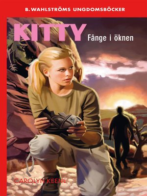 cover image of Kitty--Fånge i öknen