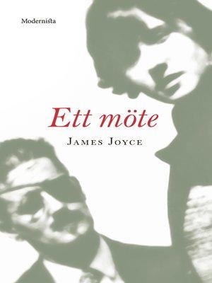 cover image of Ett möte