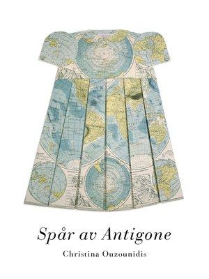 cover image of Spår av Antigone