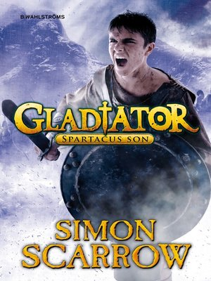 cover image of Spartacus son--Gladiator 3