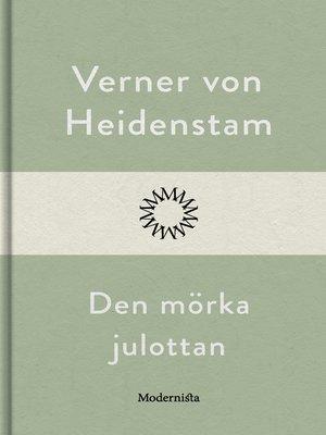 cover image of Den mörka julottan