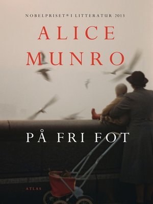 cover image of På fri fot