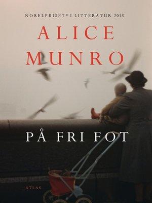 cover image of På fri fot