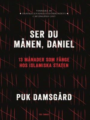 cover image of Ser du månen, Daniel