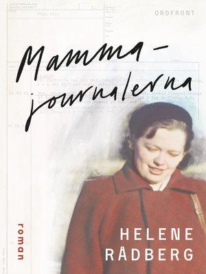 cover image of Mammajournalerna