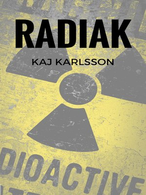 cover image of Radiak