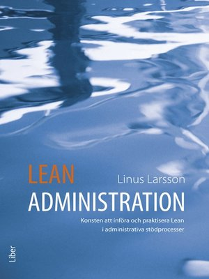cover image of Lean Administration