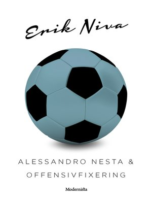 cover image of Alessandro Nesta & offensivfixering