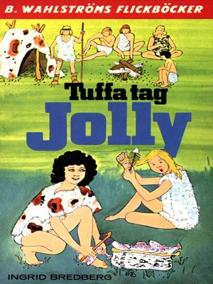 cover image of Jolly 15--Tuffa tag, Jolly