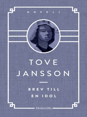 cover image of Brev till en idol