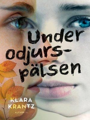 cover image of Under odjurspälsen
