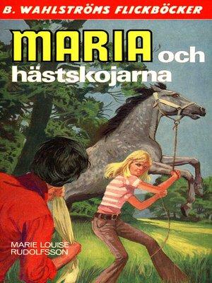 cover image of Maria 4--Maria och hästskojarna