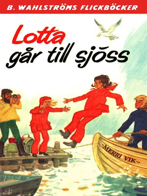 cover image of Lotta 28--Lotta går till sjöss