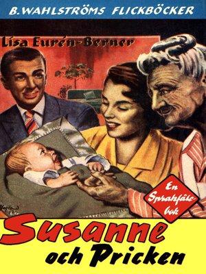 cover image of Fröken Sprakfåle 20--Susanne och Pricken