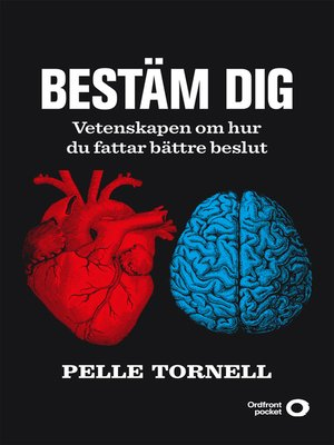 cover image of Bestäm dig