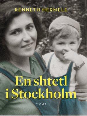 cover image of En shtetl i Stockholm