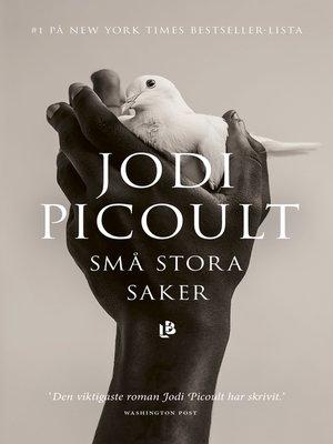 cover image of Små stora saker