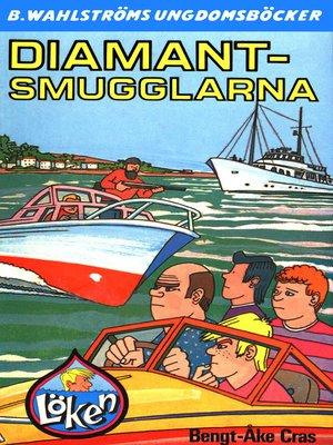 cover image of Löken 3--Diamant-smugglarna