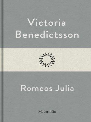 cover image of Romeos Julia