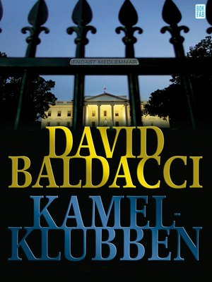 cover image of Kamelklubben