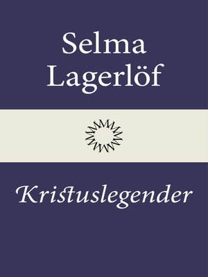cover image of Kristuslegender