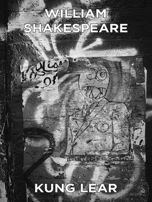cover image of Kung Lear--En tragedi